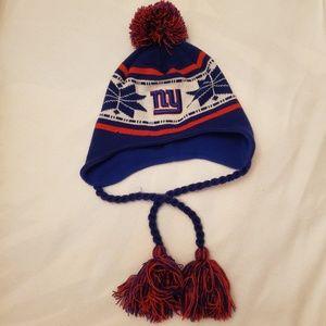 New York Giants Pom hat